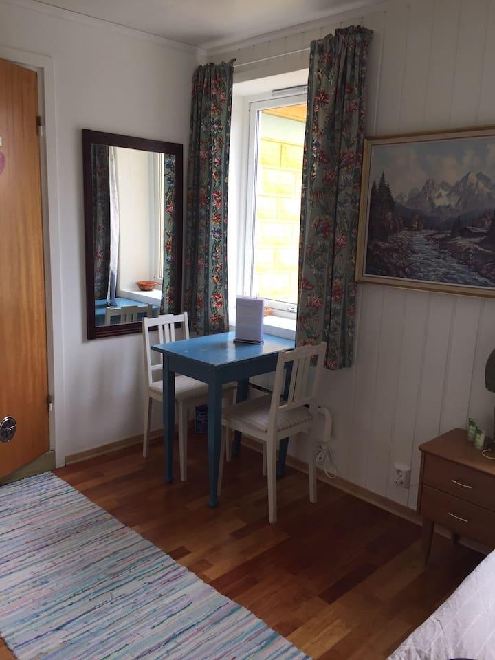 Small holiday flat Skolpen on the pier in Nyksund