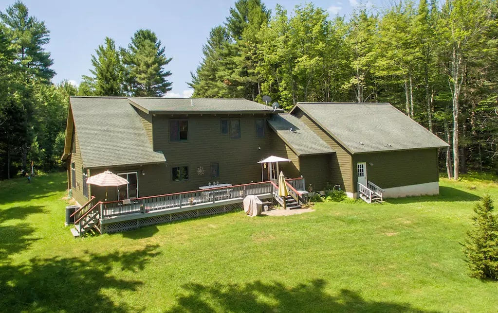Green lake resort catskill trendy header with green lake for Ski liberty cabin rentals