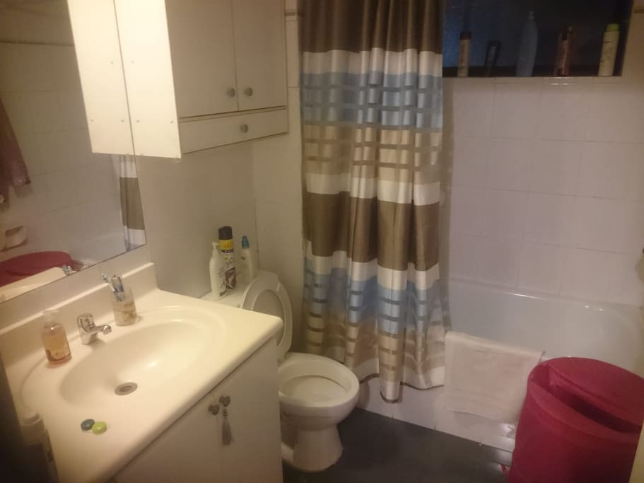 Baño privado 2