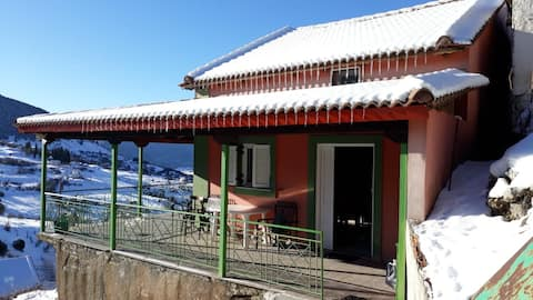 Traditional House in Ano Lousi of Kalavrita
