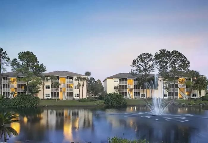 2 Bedroom Escape to Orlando #Sheraton