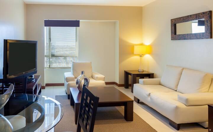 Suites en Complejo Hotelero sector Mall del Sol