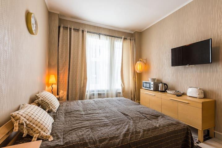 Гостевые Апартаменты в Курортном районе.