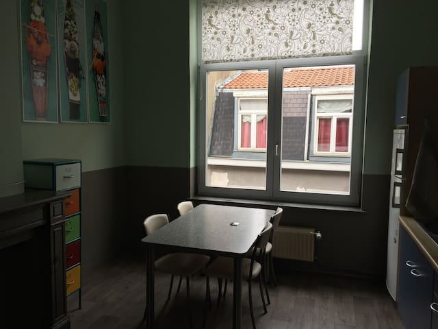 Apartment with perfect location! - Ixelles - Appartement