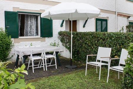 Trilocale in villaggio con spiaggia e piscina - Porto Recanati - Appartement