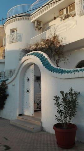 Villa Badoura - Sousse - Huoneisto
