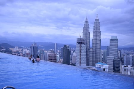 Rooftop Pool,Near KLCC THE FACE Platinum Suites - Куала-Лумпур - Апартаменты