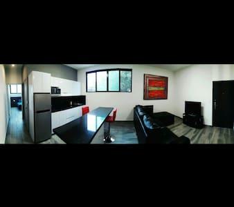 Luxury 1 Bedroom Apt. LGA 203 1C - San Pedro Garza García - Appartement