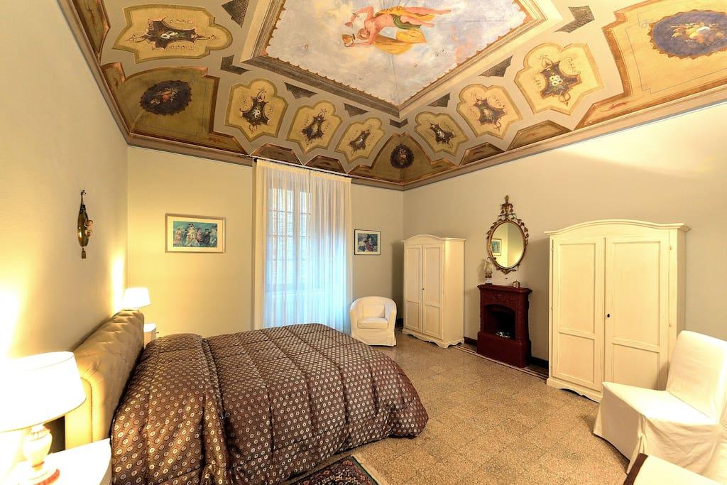 Bacchus' bedroom