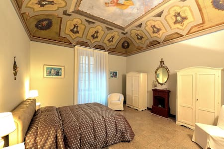 1800s house & garden close to the Spa GrottaGiusti - Monsummano Terme - Wohnung