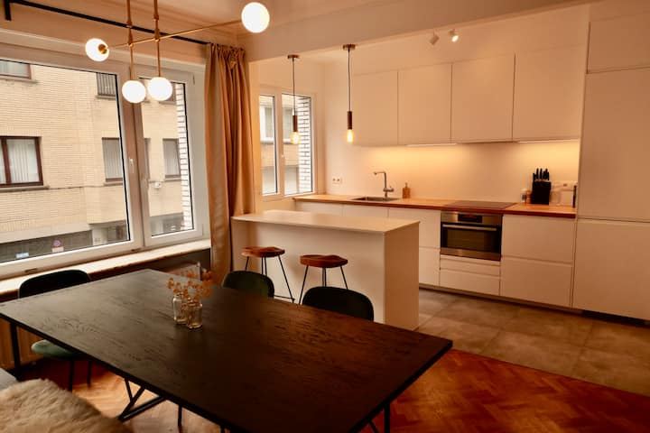 Cosy & Trendy Appartement Next To Central Park