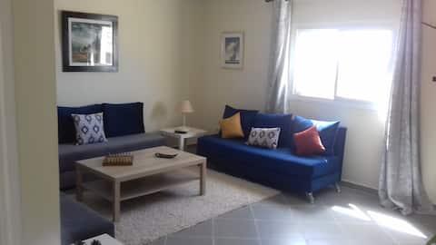 Appartement Panoramique à Hay Al Kassam