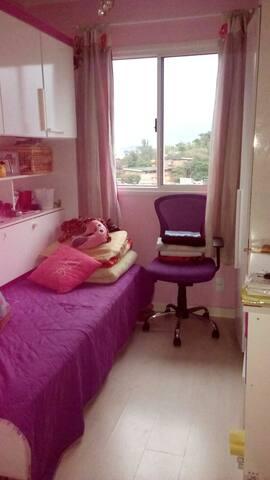 Quarto para 2 hospedes em apartamento moderno - Rio de Janeiro - Lägenhet