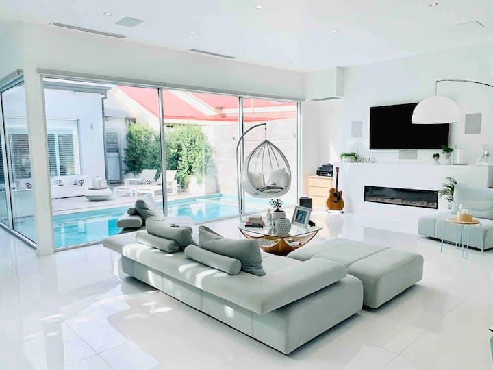 Large Luxury Modern Art House