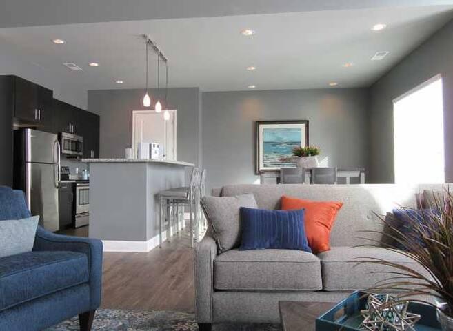 Quiet 1 bedroom in grand rapids suburbs