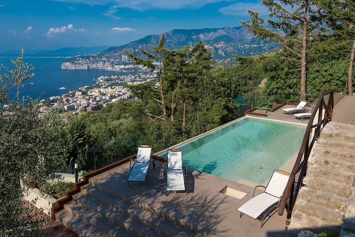 Villa Davide with infinity pool - Priora - Casa de camp