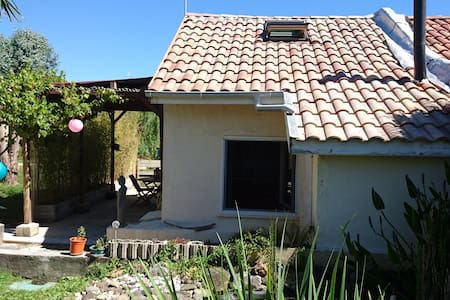 Maisonnette de vacances - Saubrigues - Apartemen