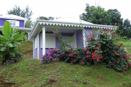 Petite maison créole proche plage - La Trinité - Casa