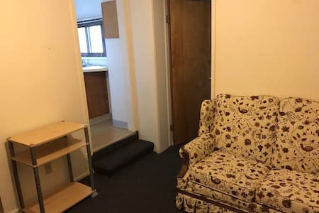 Cozy 1 bedroom, downtown Cortland, NY (unit #6)