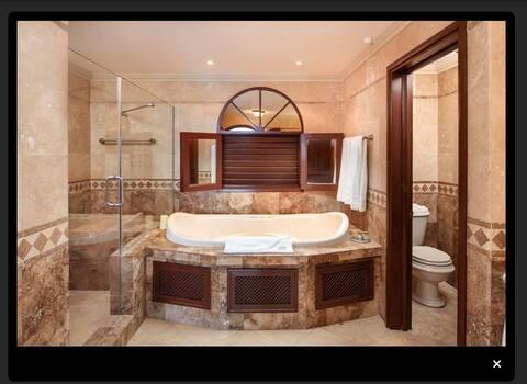 Junior Suite at the Luxurious Crane Resort