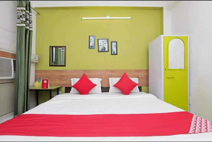 Awesome furnished rooms