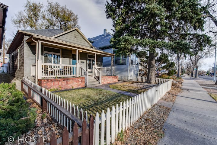 ✶ 2BR ✶ Old Colorado City Retreat with Mtn View ✶