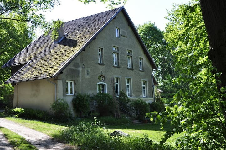 Sommerwohnsitz des Baron von Nolcken im Jagdhaus - Zislow - Ev