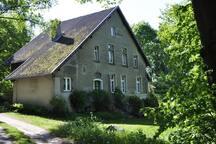 Sommerwohnsitz des Baron von Nolcken im Jagdhaus