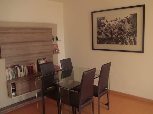 Your apartment in San José! premium location!