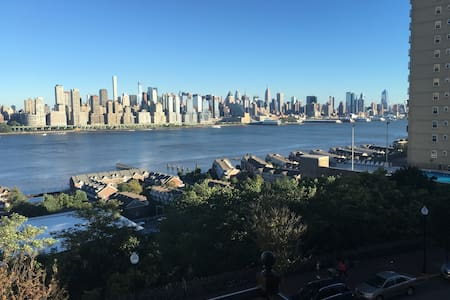 Amazing NYC view 20 Minutes away from City - Guttenberg - Daire