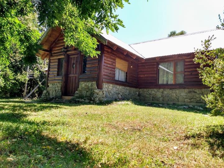 Cabaña de Hostel Crux