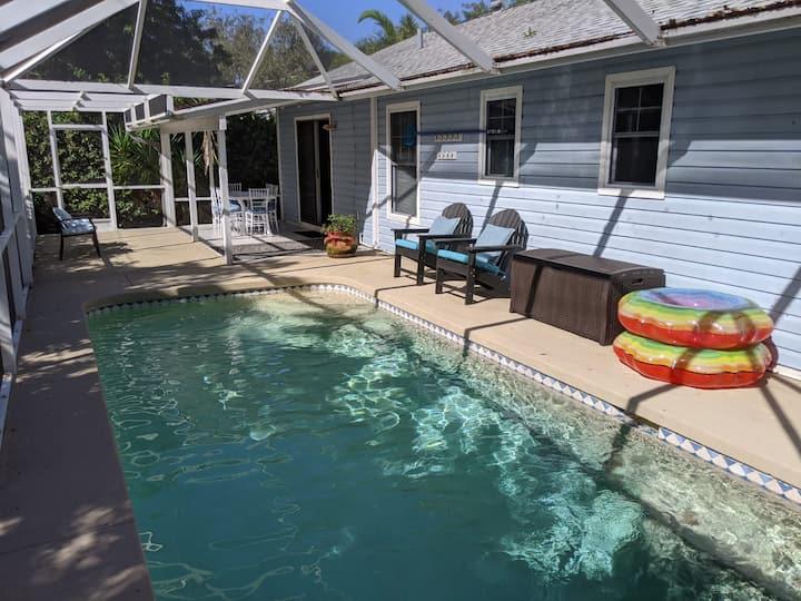 Heated Pool Vacation Getaway