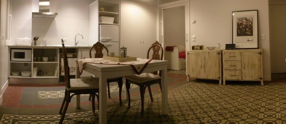 Cozy apartment near Madrid Rio