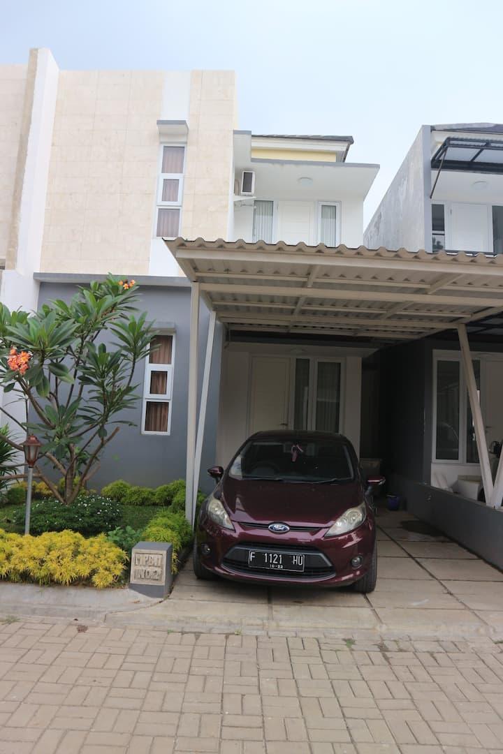 Guest House Syariah Jungle bnr