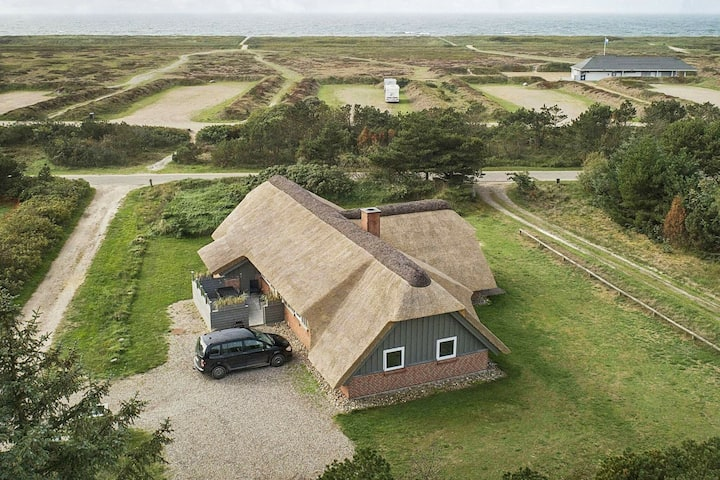 Scenic Holiday Home in Blåvand with Sauna