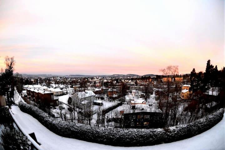 Leilighet ledig i påske og i sommer - Oslo
