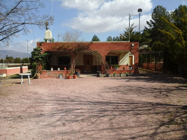 Pinoso quiet country apartment, great views - El Pinós - Daire