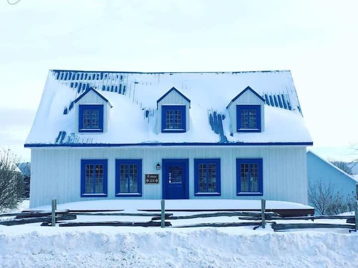 La maison Bernier (CITQ# 302764)