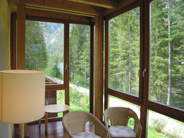 Chalet Baur am See - Toblach - Apartment