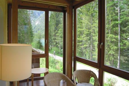 Chalet Baur am See - Toblach - Apartament