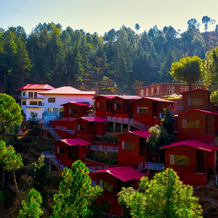 Chiranjeev Slopey HIll Resort 'The Mountain Bliss'