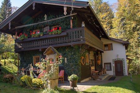 Maison de vacances confortable à Thiersee près de la forêt