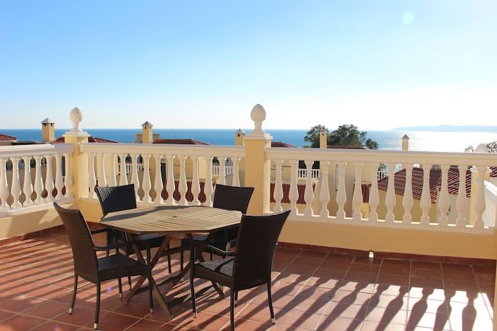 Casa Balcones - Estepona - House