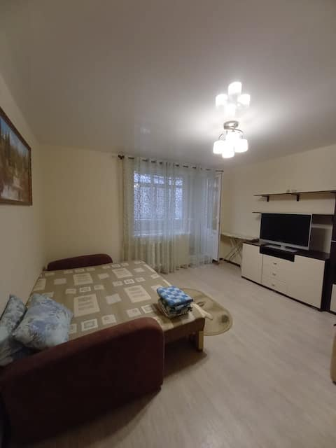 Двух комнатная квартира для гостей г. Волжского