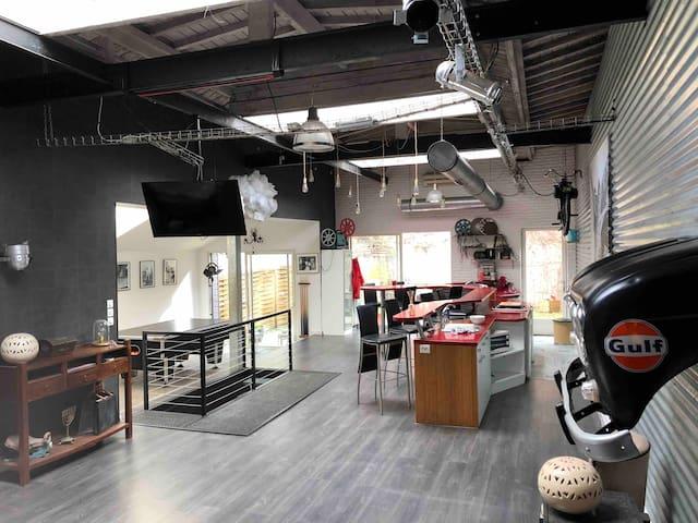 Luxueux loft centre ville de Lille