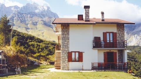 Appartamenti per Vacanze T. Lino Romani (P. Terra)