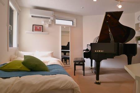Ikebukuro GX-2 Piano 4min #102 - Toshima-ku
