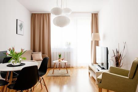 Apartament Trzech Stolic