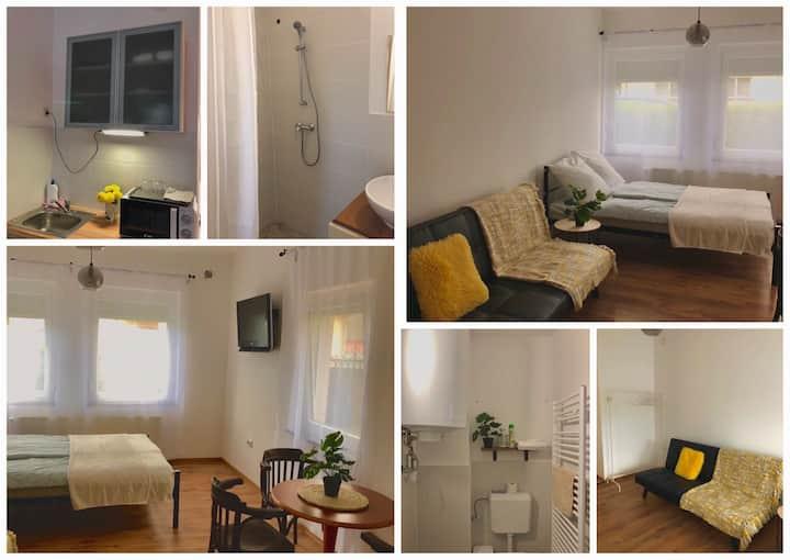 Borbély apartman-stúdió 1