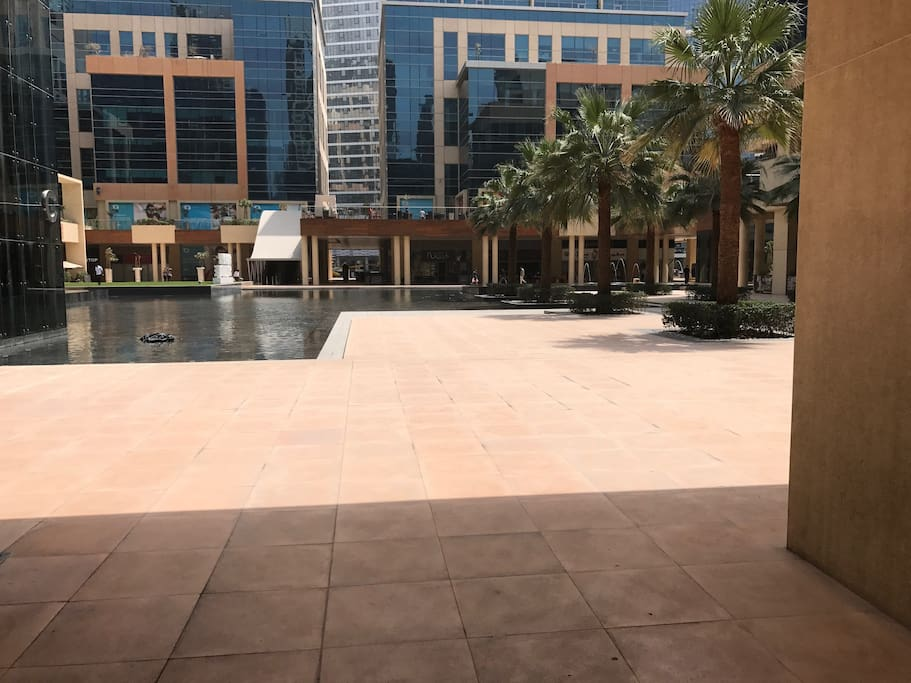 Bay Square - With over 55 established restaurants and service providers
